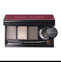 Bobbi Brown Satin & Caviar Eye Shadow & Long Wear Gel Eyeliner Palette