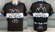 Trailhead Bicycles Louis Garneau St. Louis XXL Cycling Jersey Full Zip Missouri
