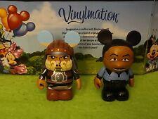 "Disney Vinylmation 3"" Park Set Star Wars Lando Calrisian lot Skiff Guard"