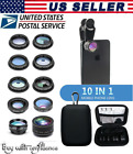 11 in 1 Cell Phone Camera Lens Kit Wide Angle Lens for iPhone,android Smartphone