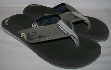 96d590102057 Mens Cobian Flip Flop Thong Sandals Olive Green Size 8