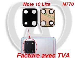 Pour Samsung Galaxy Note 10 Lite SM-N770 Lentille en Verre Caméra Appareil Photo
