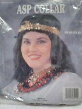 Costumes & Accessories Cleopatra Asp Collar