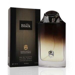 THE BLACK 100ML , AL HAJAR ALASWAD PERFUME By Abdul Samad Al Qurashi