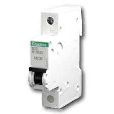 Crabtree 61/B20 20 amp Miniature Circuit Breaker MCB Starbreaker 6kA Type B