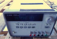 Hp Agilent E3632A Dc Power Supply 0-15V,7A/0-30V,4A