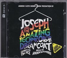 Joseph And The Amazing Technicolor Dreamcoat - CD (2CD Australia)