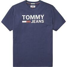 TOMMY HILFIGER Camiseta - Pantalones Vaqueros Clásicos Logo - azul marino, gris,