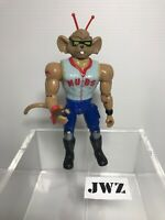 Action Figure Biker Mice From Mars Home-Run Throttle  Galoob   Loose