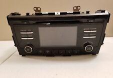 2013 - 2015  Nissan Radio Single Disc Cd Player XM Part No. 28185-3TN1B OEM