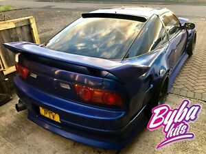 Rear Overfernders Type 3 +55 mm to fit a Nissan 200sx S13
