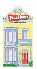 Full House - The Complete Series Collection (DVD, 2007, 32-Disc Set) new