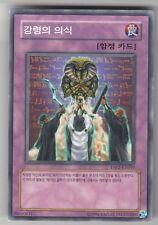 YU-GI-OH Ritus des Geistes Common koreanisch
