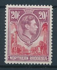 [55160] Nothern Rhodesia 1938 good MNH Very Fine stamp $85