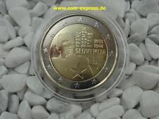 *** 2 EURO Gedenkmünze SLOWENIEN 2011 Franc Rozman Stane Slovakia Münze Coin KMS