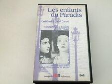 LES ENFANTS DU PARADIS - MARCEL CARNE' - 2 VHS 1945 PAL - BUONE COND. V29