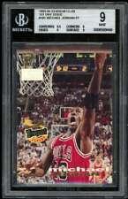 Michael Jordan Card 1993-94 Stadium Club 1st Day Issue #181 BGS 9 (9.5 9 9 9)