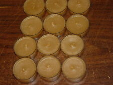 12 Pack Vintage Partylite Treasures retired Tealights New No Box