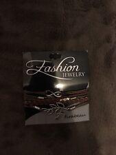 Charm Bracelets Fashion Jewelry Mirabeau Barbara's Hallmark Leather