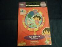 Fun Novelty Foil Balloons Dora The Explorer 18in School Home Party ~Free Gifts