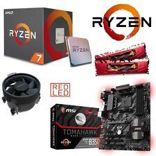 Bundle AMD Ryzen 7 1700 8x3,00GHz+16GB DDR4 PC2400 MSI B350 Tomahawk
