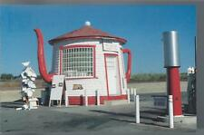 Teapot Dome Service Station Zillah Washington Gas Station Jumbo Postcard