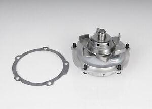 Genuine GM Engine Water Pump 89017269