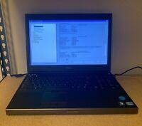 Dell Precision M4700 i7-3840QM @ 2.8GHz 16GB 1TB (No OS or PS) BIOS LOCKED !