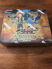 YUGIOH CROW DUELIST PACK BOOSTER BOX 1ST EDITION CARDS NEW SEALED
