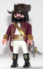 Mosquetero ORO marrón playmobil ZU D´ARTAGNAN + Die 3 REY GUARDIA 1496
