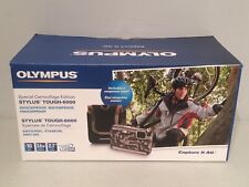 Olympus Stylus Tough 6000 Camouflage Edition Digital Camera  Neoprene Case Box
