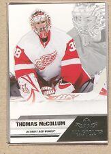 Thomas McCollum #30 2010-11 Panini All Goalies Up Close