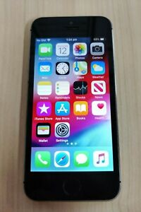 Apple iPhone 5s - 16GB - Space Grey (Unlocked) A1530 (Excellent Condition)