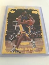 Rookie Kobe Bryant Basketball Trading Cards