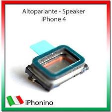 ALTOPARLANTE AURICOLARE CASSA SPEAKER PER IPHONE 4 AUDIO RICAMBIO IPHONE 4S