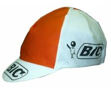 BIC RETRO CYCLING TEAM BIKE CAP - Fixed Gear - Made in Italy