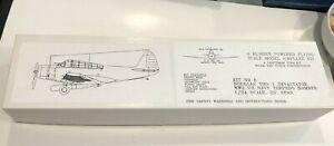 DIELS KIT NO 8, DOUGLAS TBD-1 DEVASTATOR 1:24 Wooden Kit, Unassembled