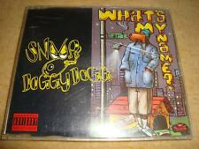 SNOOP DOGGY DOGG - What's My Name  (Maxi-CD)