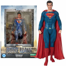 DC Comics Artfx Statue Superman Justice League 1/10 Action Figure Toy KO Version