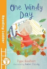 Reading Ladder: One Windy Day by Pippa Goodhart (2016, Picture Book)