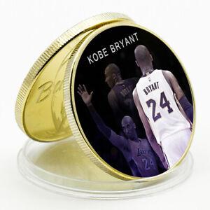 Kobe Bean Bryant Birthday Souvenir Gifts Wall Art Round Coin Non-currency Coin