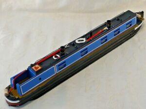 Model Barge Poppy