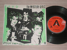 "THE MYSTERY GIRLS - BOOGIE THEN CRY - 45 GIRI 7"" ENGLAND"