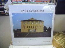 Divine Savior Choir 25th Anniversary Songs of Christmas/Praise LP in SHRINK