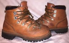 Vintage Mens Size 5.5 C RED WING IRISH SETTER SPORT BOOTS Ankle Mountaineering