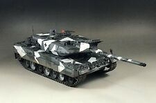 1/35 Built Modern German Leopard 2 A6 (City Battle Camo)