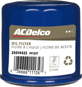 Engine Oil Filter-Durapack - Pack of 12 ACDelco PF1237F