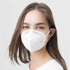 Mascarilla Médica Filtro Protector Facial 95% Homologación CE blanca