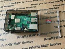 Raspberry Pi B+ (2017) + 16GB + Case