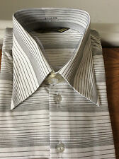 Polycotton Vintage Formal Shirts for Men